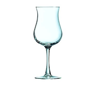 Fully Tempered 13 Oz. Excalibur Grand Cuvee Glass - 8-1/8