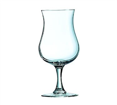 Fully Tempered 13 Oz. Excalibur Petite Cuvee Glass - 7