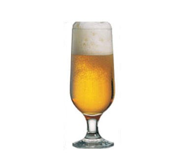 Fully Tempered 14-1/2 Oz. Capri Elemental Beer Glass - 7-1/2