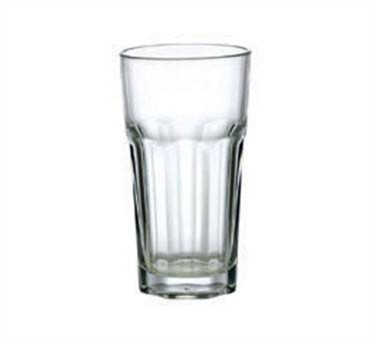 Fully Tempered 16-1/4 Oz. Casablanca Elemental Cooler Glass - 6-1/2