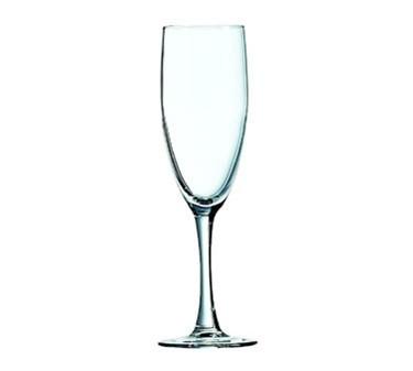 Cardinal 71086 Arcoroc Excalibur 5-3/4 oz. Glass Champagne Flute