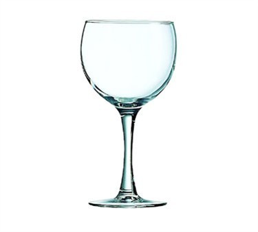 Fully Tempered 8-1/2 Oz. Excalibur Balloon Wine Glass - 6-1/8
