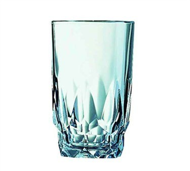 Fully Tempered 8-3/4 Oz. Artic Hi Ball Glass - 4-3/8