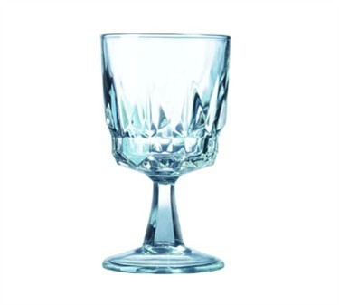 Fully Tempered 8 Oz. Artic Wine Glass - 5-3/8