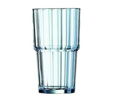 Cardinal 60440 Arcoroc Norvege 9.5 oz. Hi Ball Glass