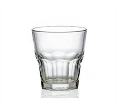 Fully Tempered 9 Oz. Casablanca Elemental Rock Glass - 4