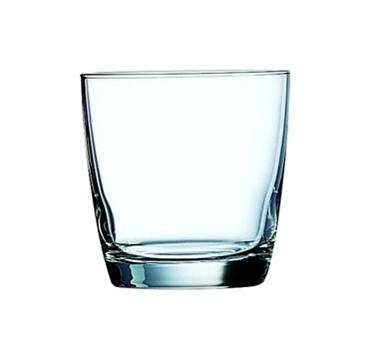 Fully Tempered 9 Oz. Excalibur Old-Fashioned Glass - 3-1/4