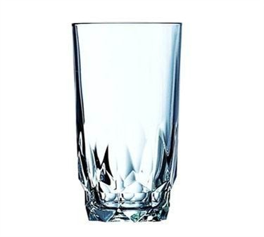 Fully Tempered Artic Arcoroc 10-1/2 Oz. Hi Ball Glass - 5