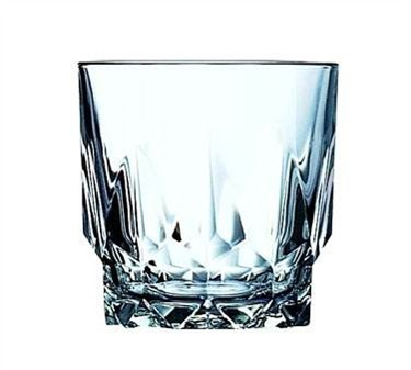 Cardinal D6316 Arcoroc Artic 8-1/2 oz. Old Fashioned Glass