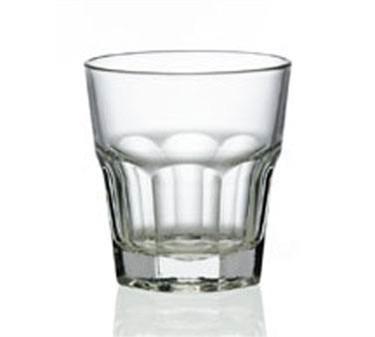 Fully Tempered Casablanca Elemental 8-1/4 Oz. Rock Glass - 3-3/4