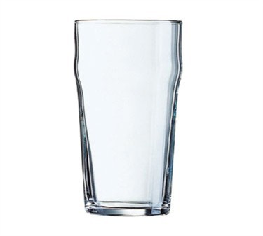 Fully Tempered Nonic 20 Oz. Beverage Glass