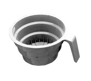 Franklin Machine Products  190-1067 Funnel, Brew (Plastic)