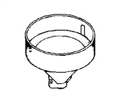 Franklin Machine Products  176-1105 Funnel, Extractor