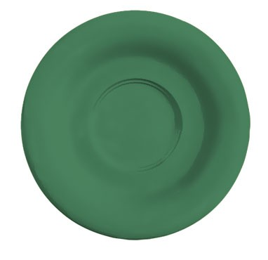 GET Bake & Brew Forest Green Saucer For TM-1308/TM-1208 - 5-1/2