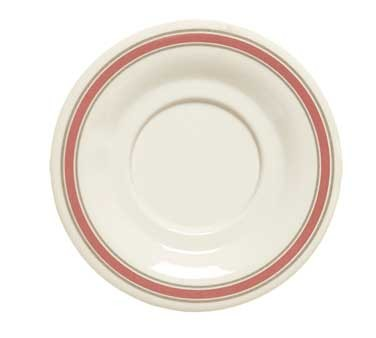 GET Bake & Brew Oxford Melamine Saucer For C-107 - 5 1/2