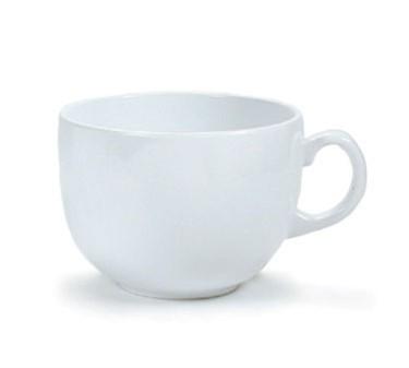 G.E.T. Enterprises C-1002-W 24 oz. Melamine White Mug