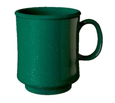 G.E.T. Enterprises TM-1308-KG Kentucky Green Plastic 8 oz. Mug