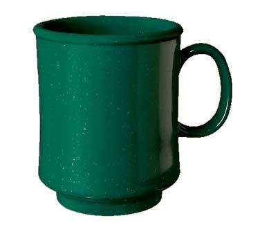 GET Bake And Brew Kentucky Green Plastic 8 Oz. Stacking Mug