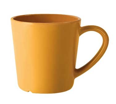 GET Bake And Brew Tropical Yellow 7 Oz. Cup - 3-1/4