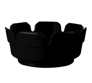 GET Black Melamine Ashtray And Cigar Tray - 4