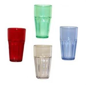 GET Blue Bahama 16 Oz. Stackable Beverage Tumbler