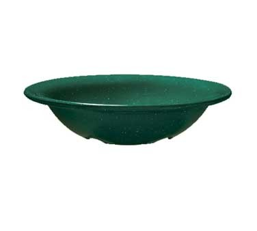 G.E.T. Enterprises BF-725-KG Kentucky Green 14 oz. Melamine Soup/Salad Bowl