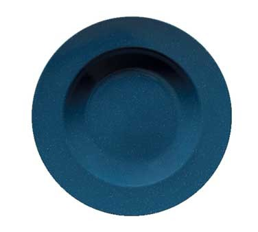 GET Centennial Texas Blue 24 Oz. Speckled Pasta Bowl - 12