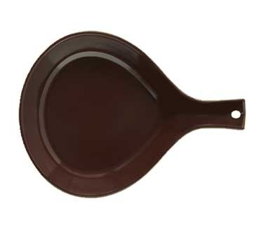 G.E.T. Enterprises SK-2-BR Ultraware Brown Melamine 16 oz. Skillet