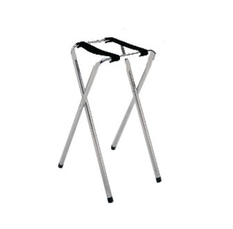 GET Chrome Economy High Tray Stand - 30-1/2