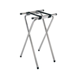G.E.T. Enterprises TSC-102 Chrome Economy Tray Stand 32""