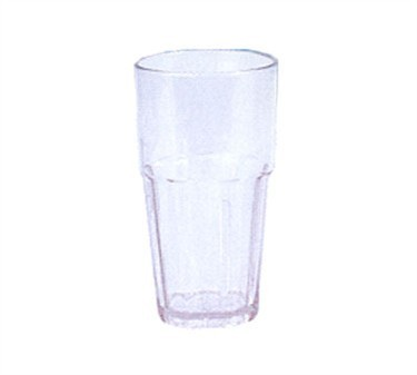 GET Clear Bahama 20 Oz. Stackable Beverage Tumbler