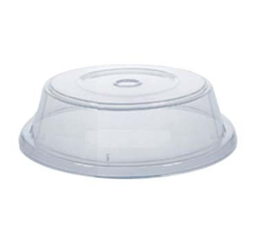"G.E.T. Enterprises CO-103-CL Clear Reusable Plate Cover for 11-3/4"" Plate"