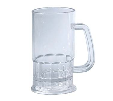 G.E.T. Enterprises 00085-PC-CL Clear Polycarbonate Plastic 20 oz. Beer Mug