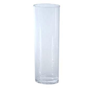 GET Clear SAN Plastic 14 Oz. Hi Ball Glass