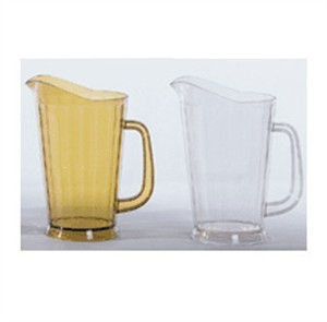 GET Clear SAN Plastic 60 Oz. Tall Beer Pitcher