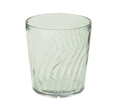 GET Commercial Grade Jade Plastic 9 Oz. Tahiti Rocks Drinkware