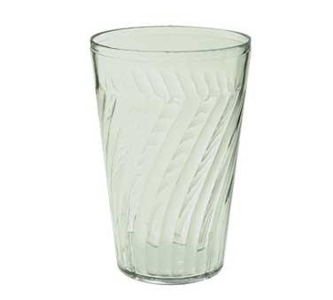 G.E.T. Enterprises 2224-1-JA Jade Plastic 24 oz. Tahiti Beverage Tumbler