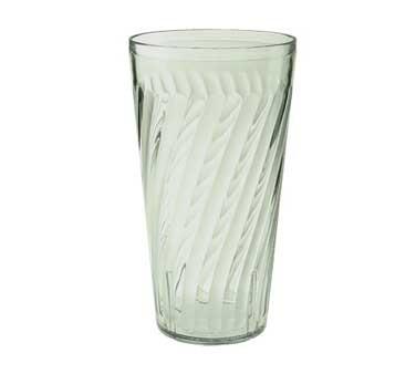 GET Commercial Grade Jade Plastic 32 Oz. Tahiti Beverage Drinkware