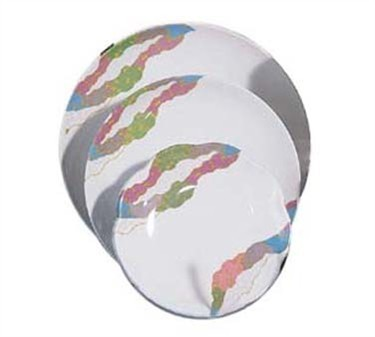 GET Contemporary Japanese Scalloped-Edge Plate - 8