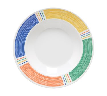 GET Diamond Barcelona 16 Oz. Melamine Pasta/Soup Bowl - 11