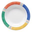 G.E.T. Enterprises B-139-BA Diamond Barcelona 13 oz. Melamine Pasta/Salad Bowl
