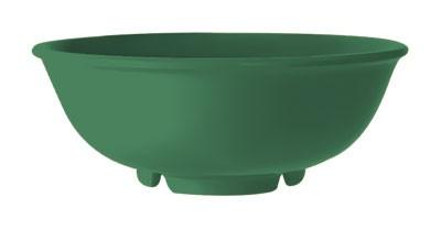 GET Diamond Rainforest Green 24 Oz. Salad Bowl - 7-1/2