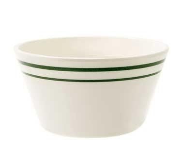 G.E.T. Enterprises BC-007-EM Emerald 8 oz. Melamine Bouillon Cup