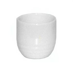 G.E.T. Enterprises NC-4002-W Porcelain Sake Cup 2 oz.