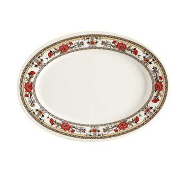 GET Garden Melamine Oval Platter - 9