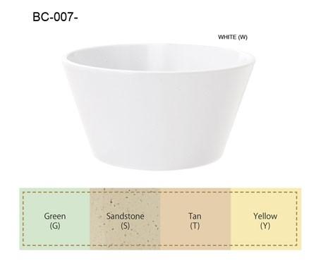 GET Green 8 Oz. Melamine Bouillon Cup - 4
