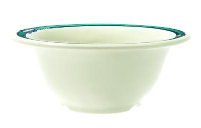 GET Heavy Glaze Melamine 10 Oz. Freeport Bowl - 5-3/8