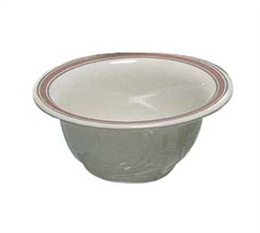 GET Heavy Glaze Melamine 10 Oz. Oxford Bowl - 5-3/8