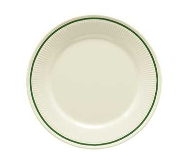 GET Kingston Melamine Salad/Dessert Plate - 7-1/4