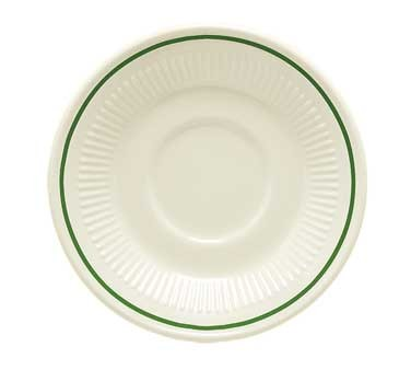G.E.T. Enterprises E-2-K Kingston Melamine Saucer 5-1/2""
